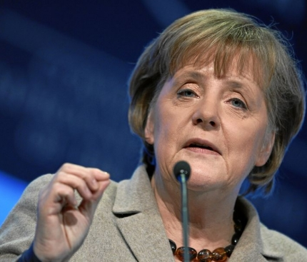 Merkel's 'open door' policy could spell the end of the German Chancellor