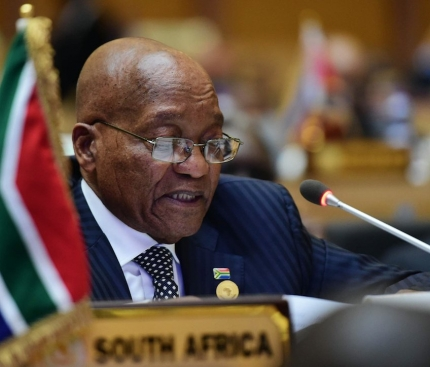 Ruling party of South Africa wants to oust Jacob Zuma