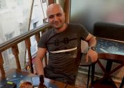 June 19, 2018, Istanbul, TURKEY - Bilal Dündarlioğlu, a 34 year-old IT engineer from Niğde (Central Anatolia), is planning to leave Turkey. He says he's not happy with the political and economic situation in his country. (Photo: Marga Zambrana ARA Network Inc.)