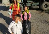 Half of Refugee Children Are Not in School, Report Says