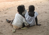 Drought in Somalia Drives Children from School