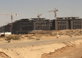 Egypt's new capital on a operatic scale - figuratively and literally
