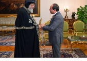 Egyptian President el-Sisi to depend upon Christian population for upcoming election