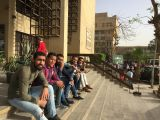 Youth frustrated with political trajectory of Egypt