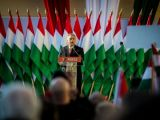 Right-wing Hungarian Prime Minister Victor Orban seeks reelection