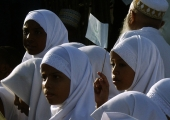 In a Refugee Camp, Classrooms Open Up to Somali Girls