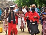 Kenyan witch doctors are highly sought by tourists