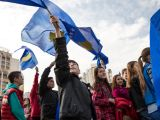 Ten shaky years of independence not enough to lift spirits of Kosovo