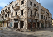 Libya's Benghazi slowly rising from the ashes