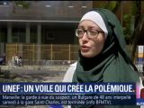 The French student that scandalized secularists