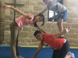 Palestinians honor their cultural identity with circus school and performance