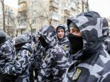 National militia of Ukraine poses a problem for the country