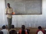 Teachers at a Kenyan Refugee camp gets some needed support
